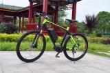 中間モーターを搭載する700cc巨大な36V 250Wの山の電気自転車