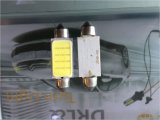 Lámpara de lectura al por mayor de la luz de bóveda del coche LED de la luz del panel del LED 18SMD 5050