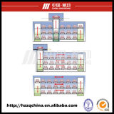 Garagem automática comercial ideal, estacionamento multi-deck Cyclic