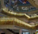 1*3m de LEIDENE Lichte Decoratie van het Gordijn voor de Vakantie van Kerstmis