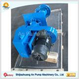 Pompe submersible verticale de boue d'acier inoxydable de 6 pouces