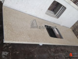 Artificiel/Manmade Quartz pour Slab, Tile et Countertop, Vanity Top