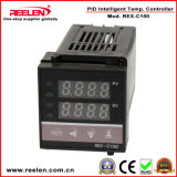 Controlador de temperatura inteligente de Rex-C100 Pid