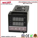 Rex-C100 Pidの情報処理機能をもった温度調節器