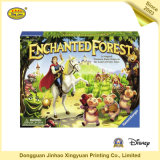 Enchanted Forest Paper Printing Board Game / Intelligence Toy