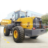 5ton Wheel Loader mit Pilot Joystick