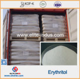 Engranzamento de cristal branco do Erythritol 30-60/60-100/100 do edulcorante para Cholate