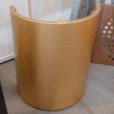 Panneau en aluminium peint par couleur pour le revêtement et la décoration intérieurs et extérieurs