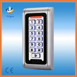 オフィスの使用のためのドアベル機能の感動させるキーパッドパスワードコントローラそしてカード読取り装置が付いているドアのアクセス制御システム