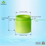 200ml de Groene Plastic Kosmetische Kruik van het huisdier voor Camouflagestift