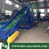 500kg/H système de séchage dur de centrifugeur et de pipe du plastique SUS304