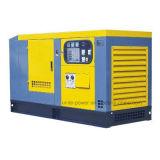 Unire il motore diesel di potere 33kVA Lovol Enclosured che genera gli insiemi