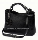 Señora de cuero Handbag del ocio del bolso de hombro de la manera de la PU del diseñador
