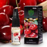 E-Liquide frais de cerise avec la diverse saveur de fruit, E-Liquide, jus de /Smoking de jus d'E pour le modèle de cadre de MOI
