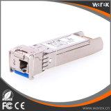 Совместимый приемопередатчик 10G BIDI Tx 1270nm Rx 1330nm SFP+ оптически