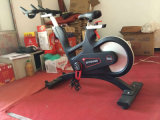 Gimnasio Fitness Equipment Equipo profesional de bicicleta de spinning con diseño
