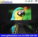 P3.91 a presión la pantalla de visualización de interior de LED del alquiler de la cabina de la fundición
