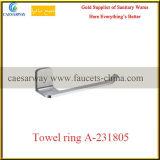 Санитарный держатель ткани латунной арматуры ванной комнаты изделий