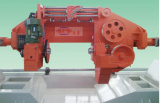 두 배 Bow Stranding Machine, Double Bunching Machine 의 Bow Stranding 기계, Bow Twisting Machine 의 High Speed Bunching 기계, Double Strander, Double Twister