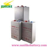 batería tubular recargable del gel de 2V1200ah Opzv para la central eléctrica