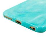 Samsung iPhone를 위한 녹색 비취 매우 호리호리한 연약한 TPU 이동할 수 있는 덮개 또는 상자