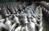 Нержавеющая сталь Angle Seat Valve Full 2 дорог с Pneumatic Actuator