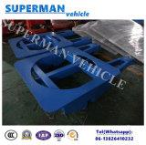 5t de Volledige Aanhangwagen van de Trekbalk van het Vervoer van de Lading van de Bagage van het nut