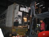3-Axis центр CNC подвергая механической обработке для делать прессформы