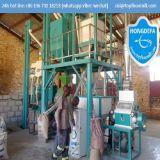 Malen van de Maaltijd van de Maïs van de Molen van de Maïs van Afrika het Kleinschalige 10t