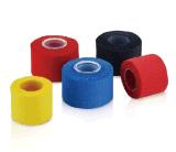 De kleurrijke Katoenen van 100% Elastische Band van Sporten (hs-360)