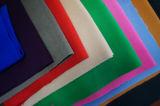 Виды ткани шерстей в готовой Stock двойной почищенной щеткой стороне