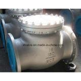 ANSI-grosses Größen-Form-Stahl-Flansch-Enden-Standardrückschlagventil