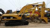 Excavador usado barato de la correa eslabonada de la oruga 320c de los excavadores
