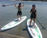 Paddle Board, Surf Board, Racing Board, Sup Board 높은 쪽으로 대중적인 Inflatable Stand