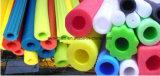 Isolation colorée de pipe de mousse d'EPE