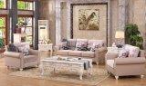 Modernes echtes Leder-Sofa-Leder-Sofa