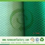 PP Spunbond 비 길쌈된 교차하는 디자인 직물 또는 Cambrella 직물