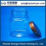 pote del plástico 340ml