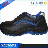Zapatos de seguridad de cuero de los hombres Ufc004