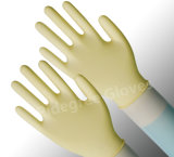 Черные хирургические перчатки, хирургическое изготовление перчаток, перчатки руки латекса хирургические