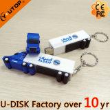 Neuestes Belüftung-kundenspezifisches LKW USB-Blitz-Laufwerk (YT-6666L)