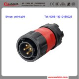 Cnlinko M20 4pin Waterproof Connector для Industry Machine