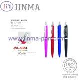 L'encre en plastique &#160 de gel de cadeaux de promotion ; Crayon lecteur Jm-6023