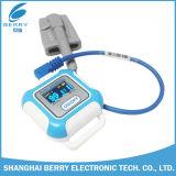 FDA van Oximeter van de Taille van Bluetooth Ce dat met Vrije SpO2 Sensor wordt goedgekeurd