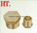 금관 악기 플러그 이음쇠를 위한 육 헤드 플러그 (MIP)