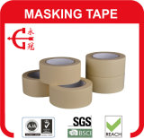 熱い製品の一般目的のクレープ紙の保護テープ