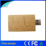 USB di legno Pendrive di figura del libro del campione libero