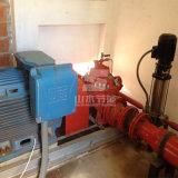 La pompe de lutte contre l'incendie sont conformes à la norme UL/Nfpa20