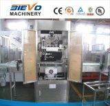 Machine gainante de vente de rétrécissement d'étiquette chaude de bouteille
