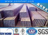 Quadrato e tubo d'acciaio/tubo rettangolari